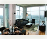 Battery Park City  No Fee huge 1,200 sq. ft. 2 bedroom/2 bath for $7,500