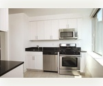 Upper West Side – Renovated corner 2 bedroom/2 bath apartment with Hudson River view for $6,320