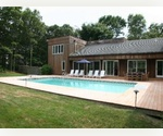 The best for the summer, privacy, heated pool, tennis, 5 bedrooms near water in Sag Harbor
