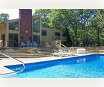 QUOGUE 4 BED BRIGHT CONTEMPORARY WITH POOL