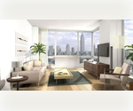 STUNNING CITY VIEW *JUNIOR 4 WALLS OF WINDOW *SLEEK*STEPS FROM TIME SQUARE
