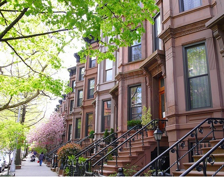 Fantastic BEDSTUY Brownstone TOUR