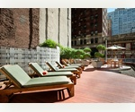 Pet Friendly Tribeca One bedroom w/alcove and 1.5 baths!