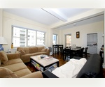RARE, SPRAWLING  CONVERTIBLE 4.5 ROOMS, TERRACE - MIDTOWN EAST / SUTTON PLACE VIC.