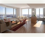 Sweeping Views and Intense Luxury**True 2 bed,2bath in Sleek Fidi Building