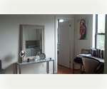 Nicely Renovated 1BR on Best West Village Block for immediate move in