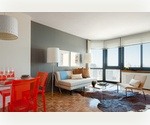 SPACIOUS 1 BEDROOM IN SPECTACULAR TRIBECA TOWERS