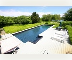 BRIDGEHAMPTON  SOUTH WITH POOL AND PONDVIEWS