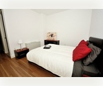 Doorman Short/Long Term Furnished 2 Bedroom Apartment