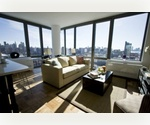 Chelsea NYC Luxury Full Service Rental Building, 3 Bedroom 3 Bathroom, No Fee