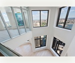 Financial District 4 bedroom 4 bath penthouse duplex apartment with large private outdoor space