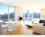 Midtown West  Luxury corner 1 bedroom/1 bath with top-of-the-line condo finishes for $960,000