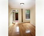 Large, bright, brand new renovated 2 bedroom, 1 bathroom apartment W/ Outside 125 sq. ft. deck