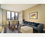 Chelsea, High Floor 1 Bedroom. North/West Exposure. Open Kitchen. Full Service Building. Washer and Dryer. Indoor Basketball Court. Pet friendly Bldg w Private Dog Run
