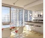 Midtown West Brand New 1 Bedroom / 1 Bathroom. State-of-the-Art Amenities. 1 Month Free and No Broker Fee.