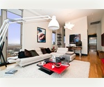 Penthouse - Loft Style Living Williamsburg Brooklyn. Offering 4 Exposures with Amazing River & City Views