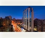 Amazing Price for Ultra Modern 2 Bed Just Steps From Central Park and Train! ____ Gym, POOL, Full Service Bldg