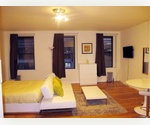 CENTER OF IT ALL Awesome FURNISHED Studio Short/Long Term 4th Floor Walkup