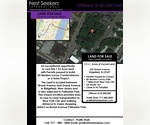 LAND FOR SALE in Ridgefield, NJ - 85 Modern Luxury Condominium Proposed Project, Located Just 7 Miles from Midtown Manhattan, Walking distance to Major Shopping District