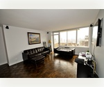 FABULOUS CITY VIEWS!!! LARGE FURNISHED ONE BR. WITH BALCONY!